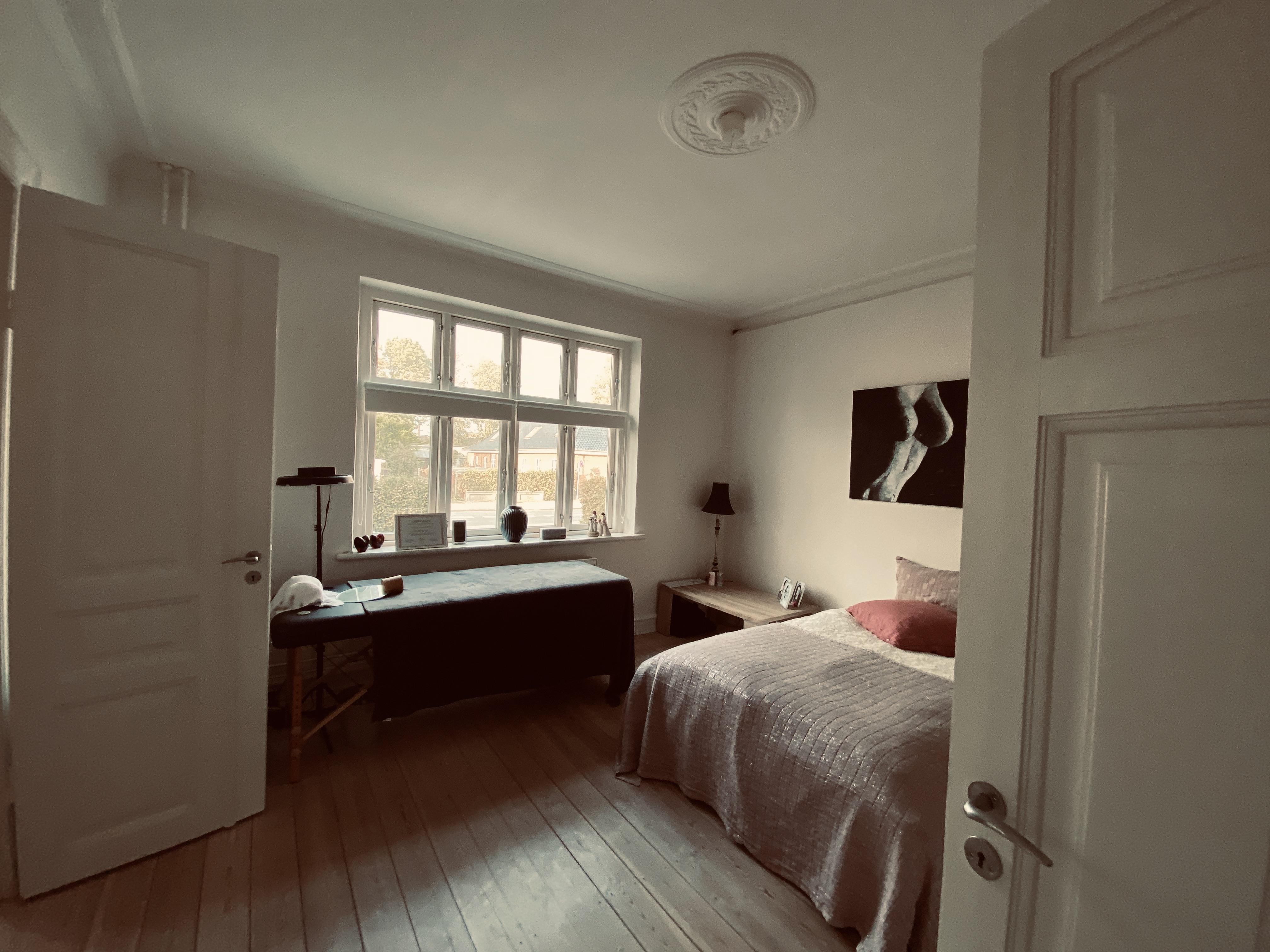 Stort værelse