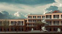 79 ungdomsboliger beliggende nær gymnasie og handelsskole.
